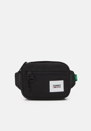 URBAN ESSENTIALS BUMBAG - Bum bag - black