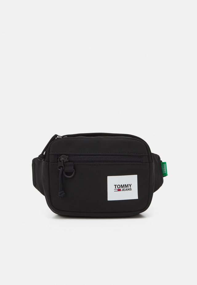 URBAN ESSENTIALS BUMBAG - Ledvinka - black