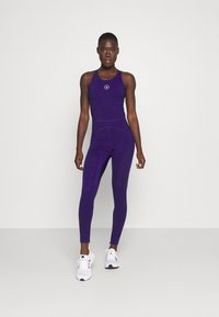 adidas by Stella McCartney - TRUEPUR ONE - Gym suit - collegiate purple - 0
