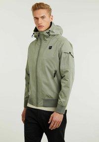 CHASIN' - Outdoor jacket - green - 3