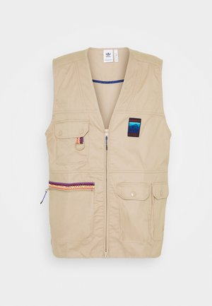 GILET SPORTS INSPIRED REGULAR VEST - Liivi - trace khaki