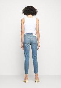 HUGO - CHARLIE - Jeans Skinny Fit - light/pastel blue - 3