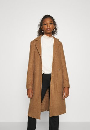 ONLSTACY COAT - Classic coat - toasted coconut