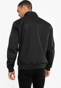 Threadbare - HAYMARKET HARRINGTON - Light jacket - schwarz - 2
