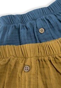 Cigit - 2 PACK - Shorts - mustard yellow - 2