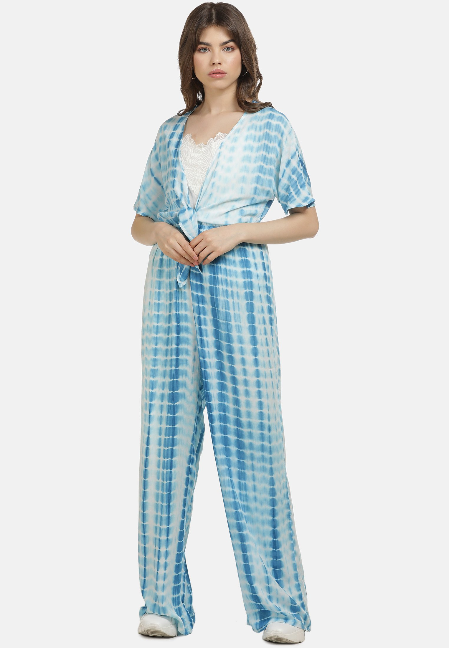 The Cheapest Women's Clothing myMo Jumpsuit hellblau 5HupMgNv3