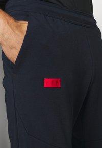 Nike Performance - FRANKREICH FFF PANT - Equipación de selecciones - dark obsidian/university red - 3