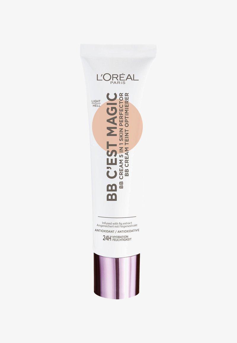 L'Oréal Paris - BB BLEMISH BALM CREAM BB C'EST MAGIQUE - BB cream - 02 light