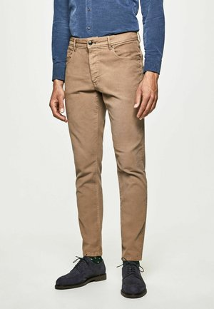 MOLESKIN  - Pantalon classique - taupe