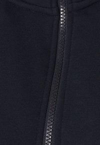 Vero Moda - VMNATALIE HIGHNECK ZIP  - Sweatshirt - night sky - 6
