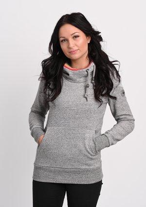 ERMELL - Hoodie - grey