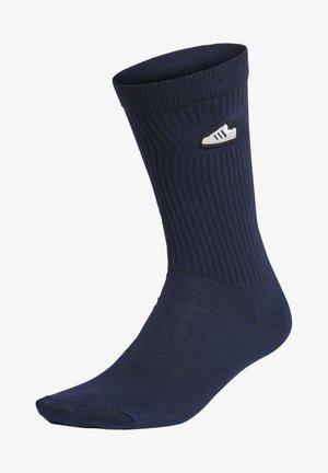 SUPER SOCKS - Sports socks - blue