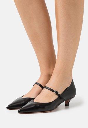 AMANDA - Classic heels - positano nero