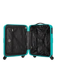 Wittchen - VIP COLLECTION - Wheeled suitcase - turquoise - 4
