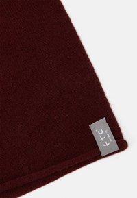 FTC Cashmere - CLASSIC BEANIE - Muts - dark red - 3