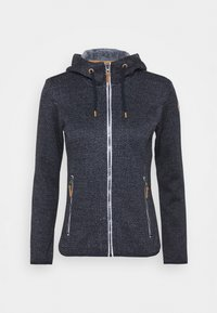 Icepeak - ARLEY - Fleece jacket - dark blue - 4