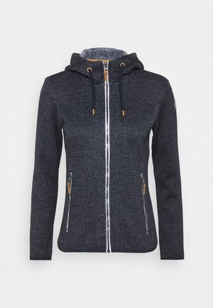 ARLEY - Fleece jacket - dark blue