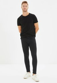 Trendyol - PARENT - Jean slim - grey - 1