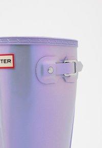 Hunter ORIGINAL - ORIGINAL KIDS  - Wellies - pulpit purple - 5