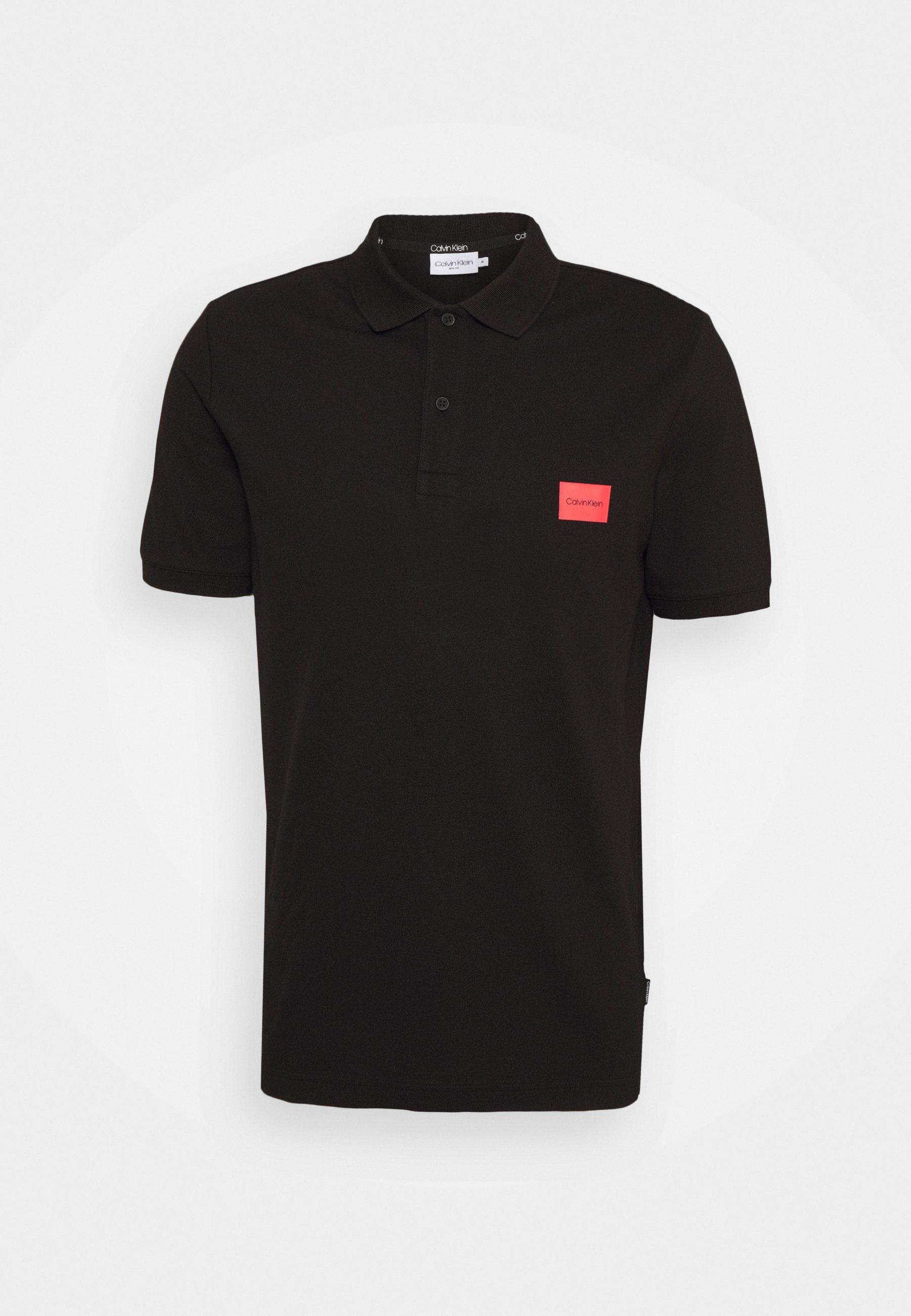 Men BADGE SLIM - Polo shirt