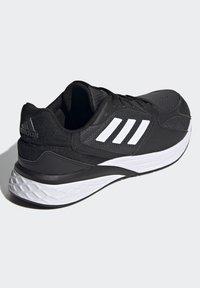 adidas Performance - RESPONSE RUN - Zapatillas de running neutras - core black/ftwr white/grey six - 2