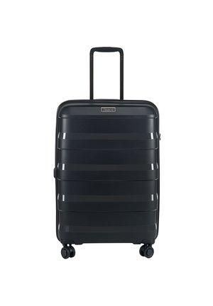 STRAW 4-ROLLEN TROLLEY  - Wheeled suitcase - black