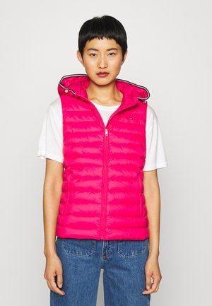 ESSENTIAL VEST - Kamizelka - ruby jewel