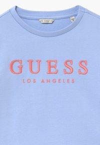 Guess - JUNIOR ACTIVE - Sweater - starlight blue - 3