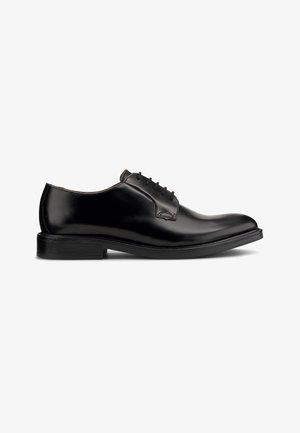 BUSINESS - Smart lace-ups - schwarz