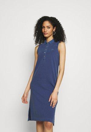 SUNFADED DRESS - Shift dress - persian blue
