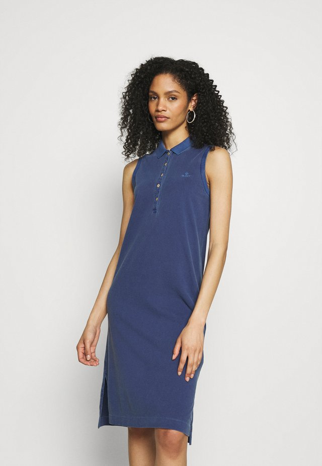 SUNFADED DRESS - Etui-jurk - persian blue