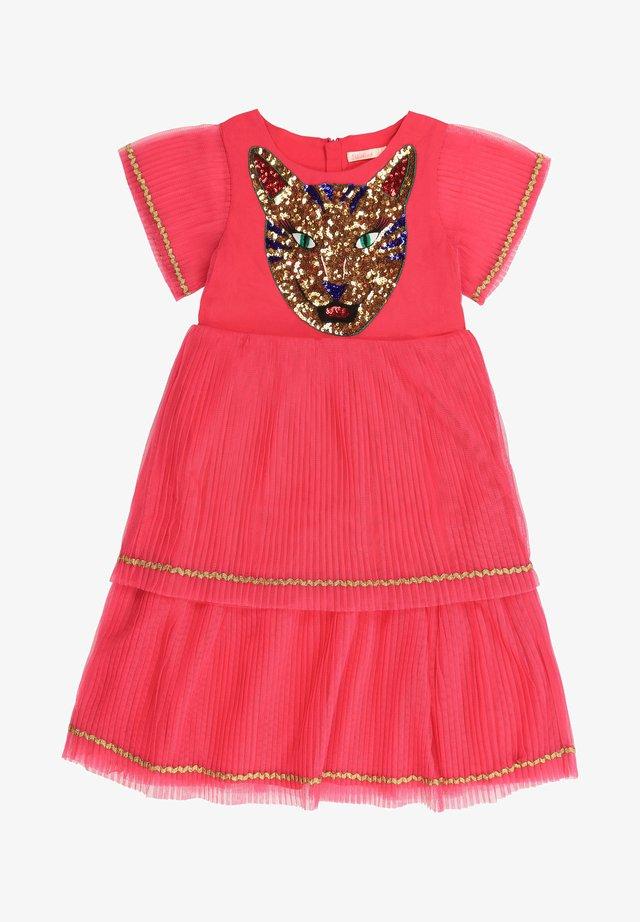 Robe d'été - rose peps