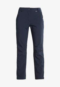 Icepeak - BOVILL - Outdoor trousers - dunkel blau - 4