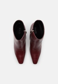 RAID - ROSITA - Ankle boots - bordo - 5