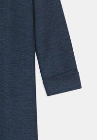 Lindex - ONESIES BABY UNISEX - Pyjamas - blue melange - 4