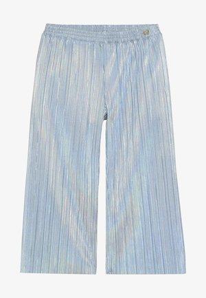 GAMINE - Trousers - denim clair