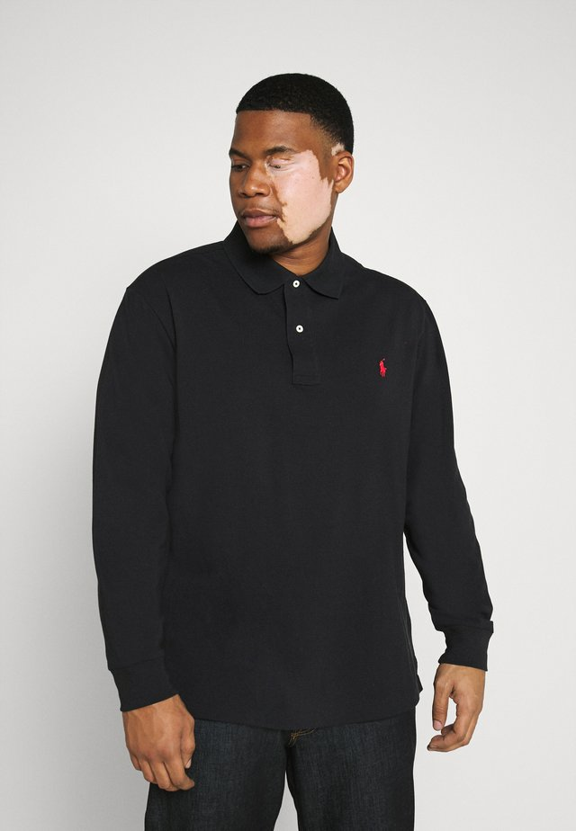 BASIC - Polo shirt - black