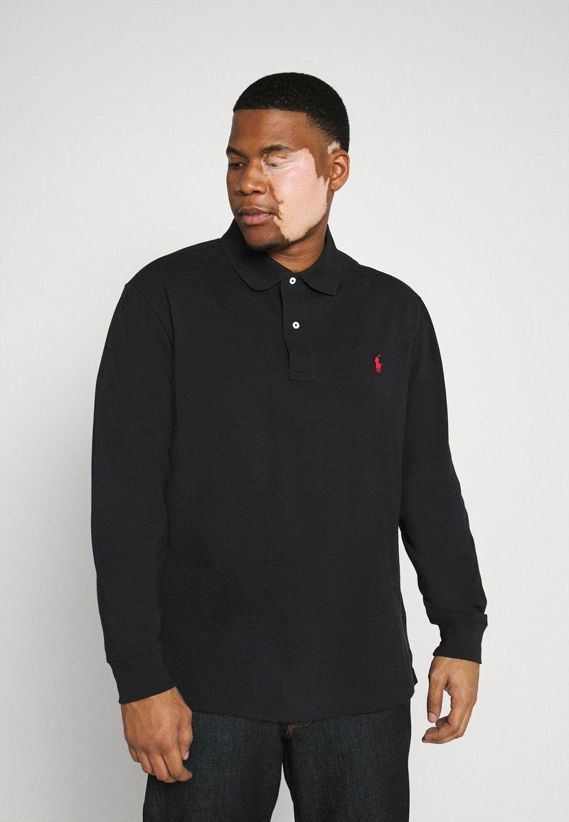 Polo Ralph Lauren Big & Tall - BASIC - Polo - black