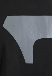 G-Star - 1 REFLECTIVE GRAPHIC R T  - T-shirt con stampa - black - 5