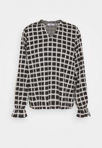 ONLY - ONLALMA LORENA - Long sleeved top - black - 4