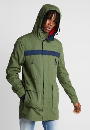 JACKET - Summer jacket - cypress/multi-coloured