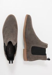 Pier One - Kotníkové boty - grey - 1
