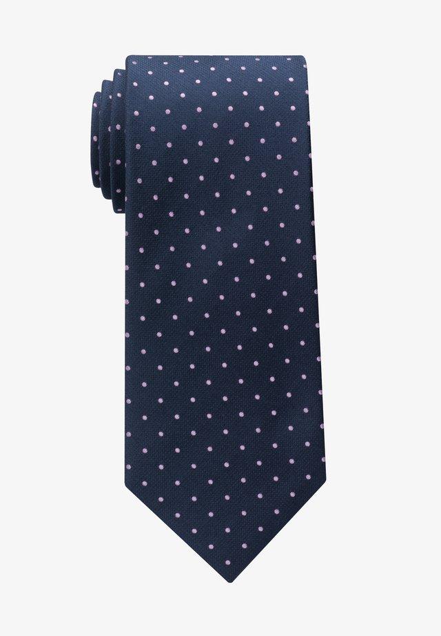 Tie - rosa/blau
