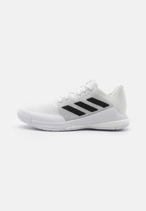 CRAZYFLIGHT - Indoorskor - footwear white/core black/grey two