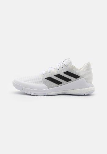CRAZYFLIGHT - Volleyballsko - footwear white/core black/grey two