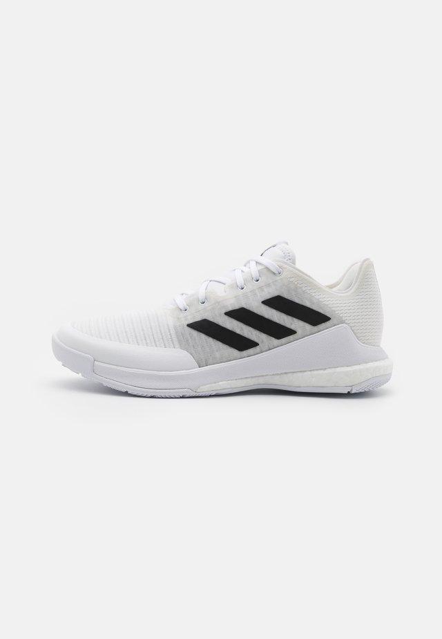 CRAZYFLIGHT - Lentopallokengät - footwear white/core black/grey two