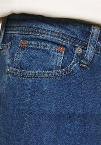 Jack & Jones - JJIMIKE JJORIGINAL - Straight leg jeans - blue denim - 4