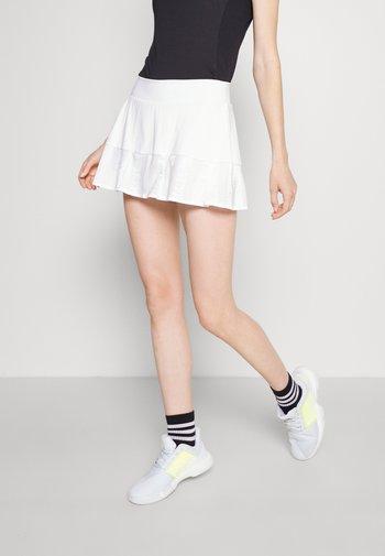 MATCH ENGINEERED AEROREADY TENNIS GRAND SLAM LONDON PRIMEGREEN SKIRT - Sports skirt - white