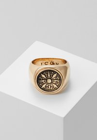 Icon Brand - VASCO SIGNET - Ringe - gold-coloured - 0