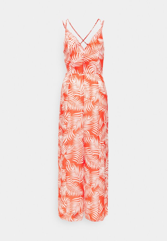 LADIES - Haalari - jungle red/orange